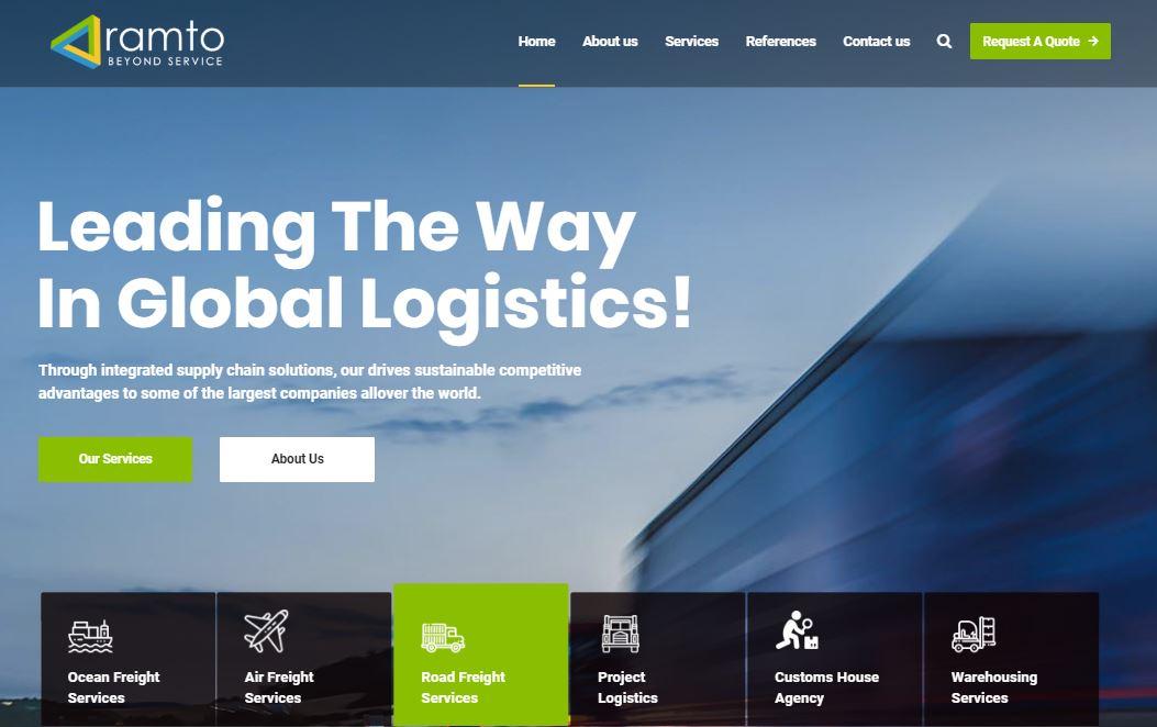 Ramto - Logistics Solutions