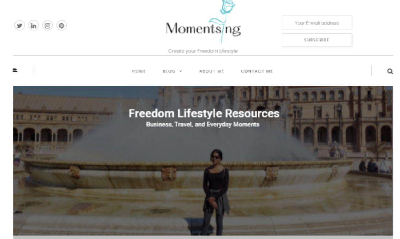 Momentsing - Lifestyle, Travel
