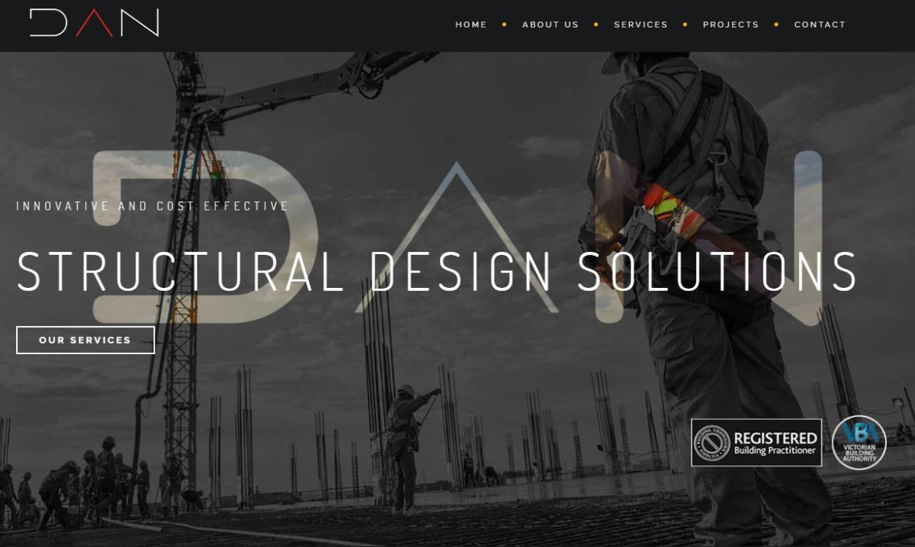 Dan Structures - Construction