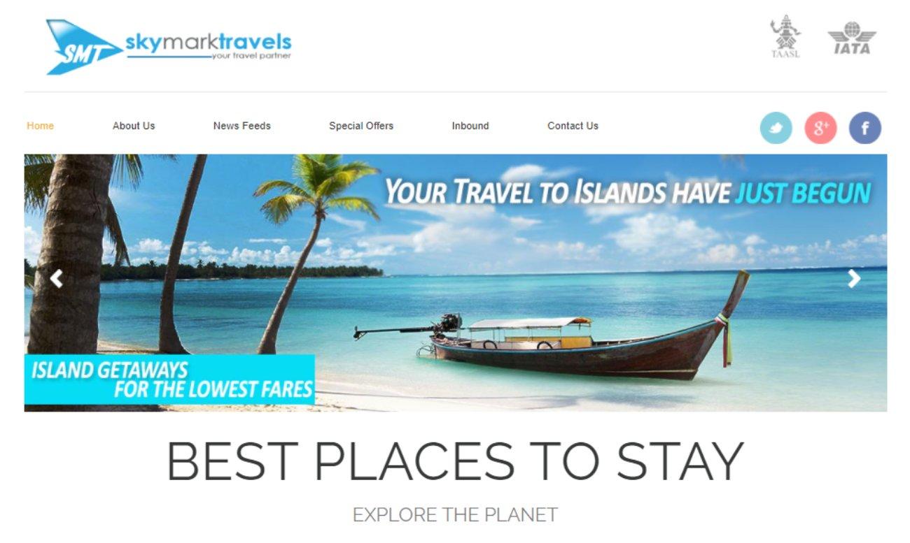 Skymark Travels